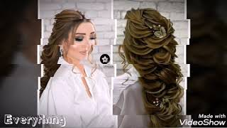 Gelin Sac Modelleri 2021 Mohdesem Gəlin Sac Duzumu Yeni Youtube