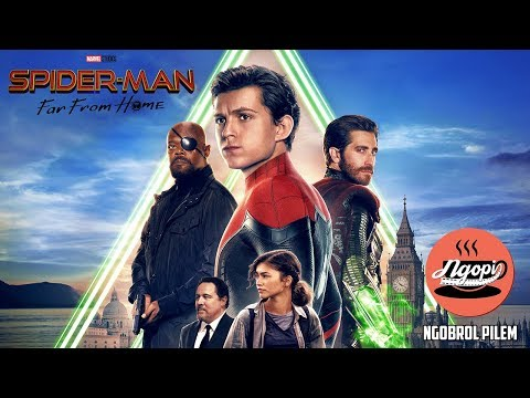 Spiderman Far From Home REVIEW (NGOPI)