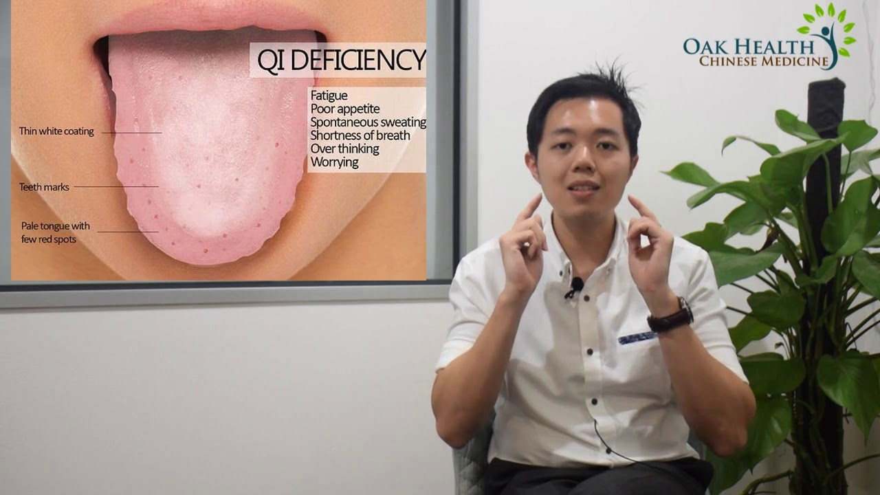 Qi Deficiency - Are You Always Feeling Tired?