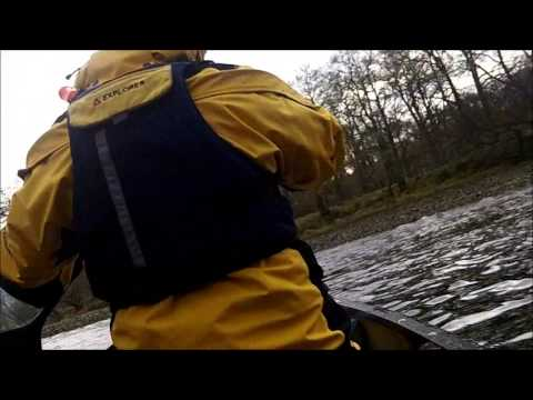 Paddling The Lower Orchy And Loch Awe. Part 1, The Lower River Orchy.