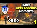 """""""DON'T GO UNDER CAREPACKAGES"""" ~ Daily Apex Legends Moments #1 / Funny Epic WTF Moments Apex Legends"""