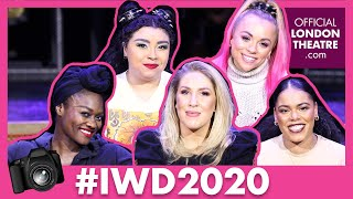 Six The Musical Queens give advice to their younger selves | IWD2020
