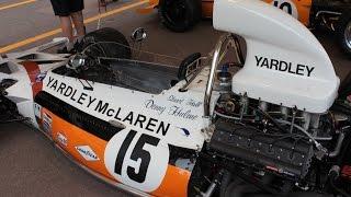 『 Historic Monaco GP 2016』McLAREN M19A