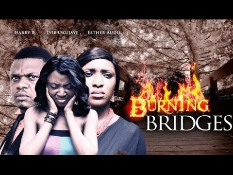 "Ivie Okujaye Demands Attention Angrily In ""Burning Bridges"""