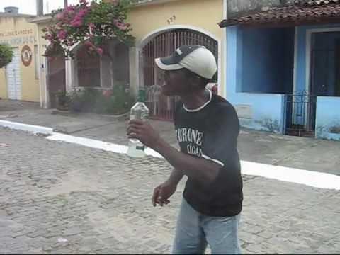 Agua dura do Arubu em Candeias