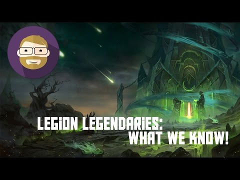 Legion Legendaries: A guide to free Oranges! (World of Warcraft Legion)