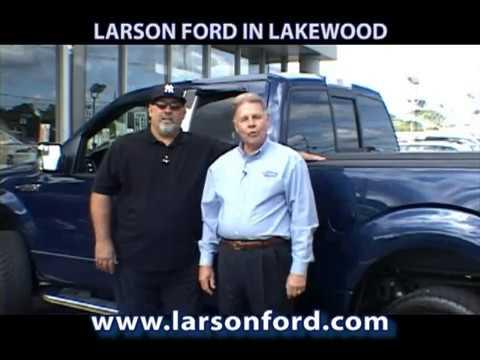 larson ford - built ford tough testimonial commercialgreenrose