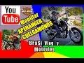 CuelgaMonos-Apehanger ¿ MOLA ? Moto Vlog27 - Harley Davidson