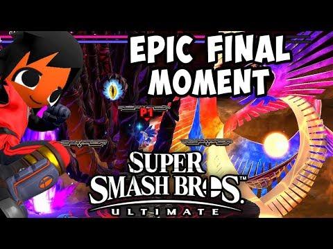 ABM: Super Smash Bros Ultimate!! World of light !! FINALE !! ᴴᴰ