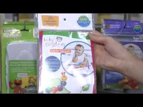Table Topper Placemat Review Video
