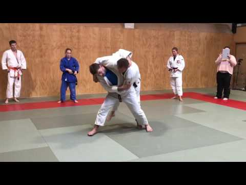 4 grip start positions Randori, with associated drills by Ivica Pavlinic