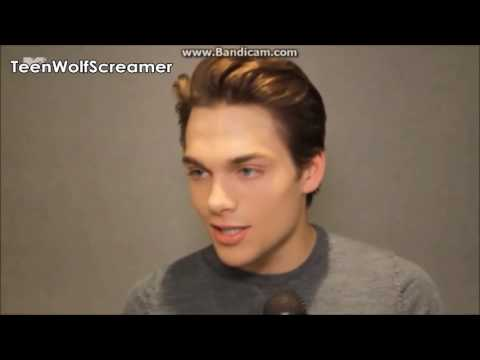 Dylan Sprayberry Talks About Filming Sex  with Victoria Moroles  Teen Wolf