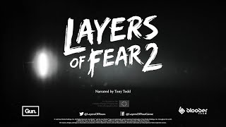 LAYERS OF FEAR 2 INTRO REAL 4K 60FPS