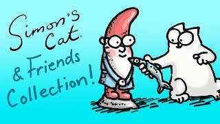 Simon's Cat & Friends - Collection