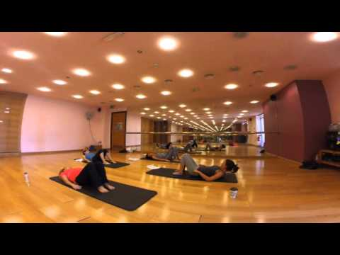 Pilates Intermediate Mat Level 2