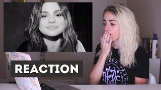 Lose You to Love Me - Selena Gomez REACTION!
