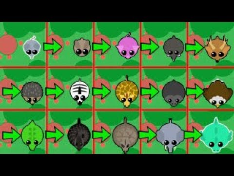MOPE.IO MOUSE to DRAGON AFK! BLACK DRAGON DEATH + WORLDS HARDEST NEW CHALLENGE UPDATED (Mopeio Game)