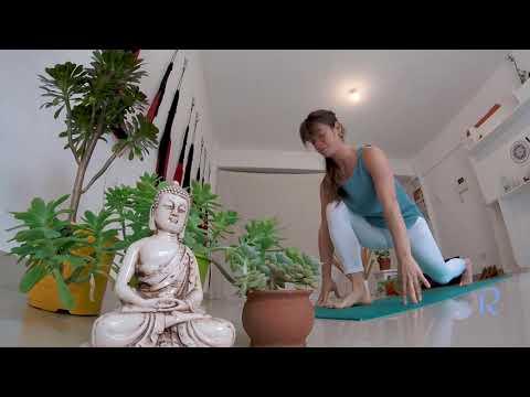 Secuencia de Yoga para la noche