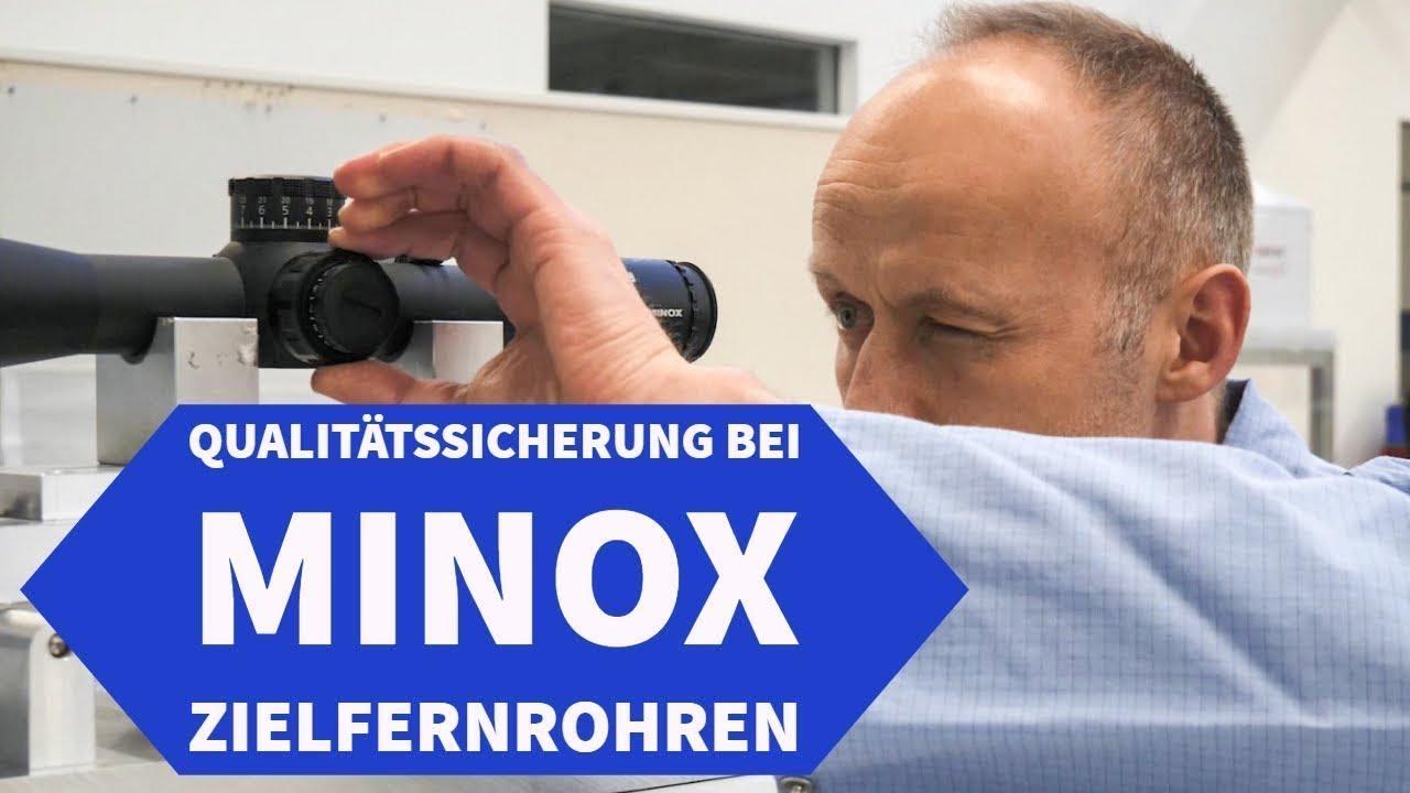 Minox zielfernrohre: wie funktioniert die qualitätssicherung? youtube