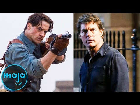 Top 10 Movie Franchises That Tried and Failed with a New Lead