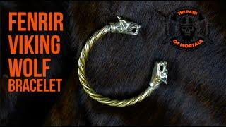 Смотреть видео viking bracelets