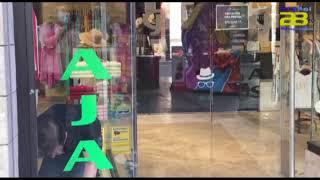 La primera jornada de la Fase 0 en la capital se salda con peluquerías llenas y comercios cerrados