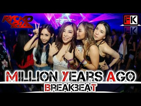A Million Years Ago -Adele [RR] DJ RYCKO RIA 2017 BREAKBEAT