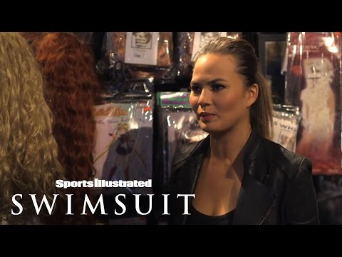 The Many Faces of Chrissy Teigen | Sports Illustrated Swimsuit