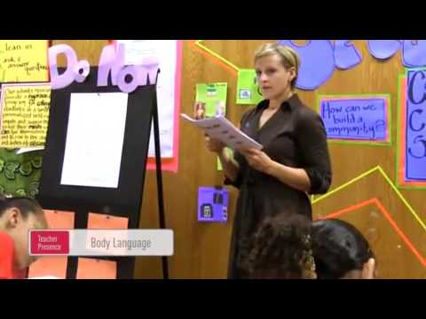 Body Language  Management in the Active Classroom