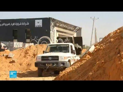 المعارك تشتدّ جنوب طرابلس وتكثيف الغارات الجوية في ليبيا