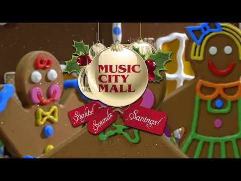 Music City Mall - A Holiday Wonderland
