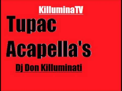 Tupac ft. Jon B - Are U Still Down Acapella