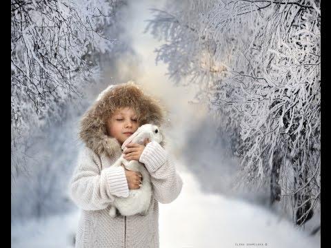 15 зимних фото о счастливом детстве в деревне 15 Winter photo of a happy childhood in the village