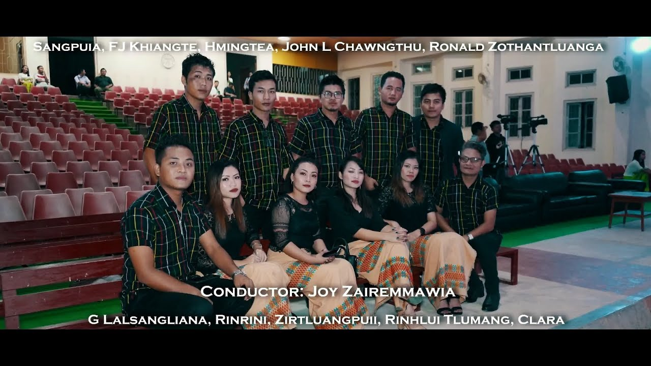 MZI CHOIR - THE WORLD CHAMPION OF THE MIZO (OFFICIAL)