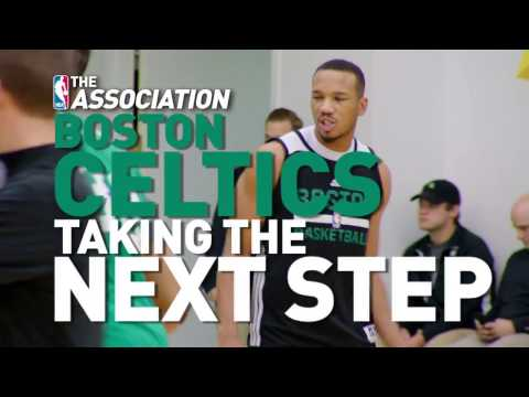 The Association: Boston Celtics Taking The Next Step