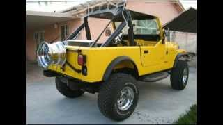 My JEEP CJ7 1985 PROJECT