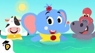 Dr. Panda TotoTime | Olette's Beach Watch | Full Episode 3 | Kids Learning Video