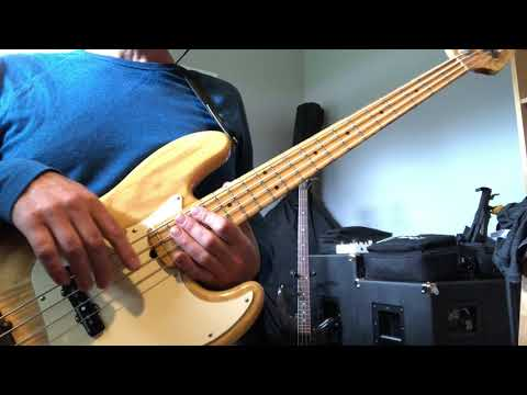Cream SWLABR Bass Cover