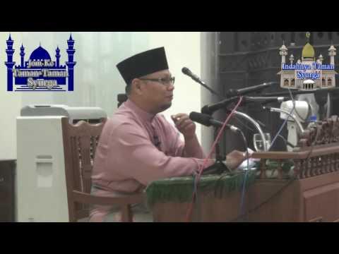 25 November 2016 : Al-Fadhil Dato' Ustaz Badlishah Alauddin