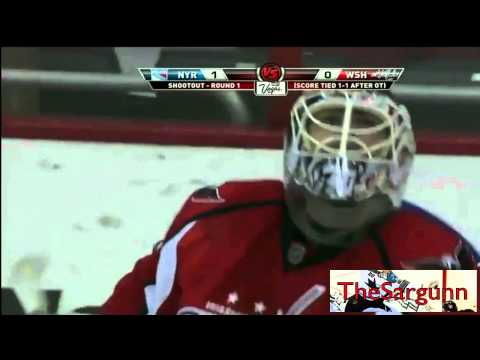 Amazing Shootout Goal by Wojtek Wolski