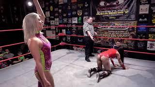 Full Match Heather Monroe vs Viva Van