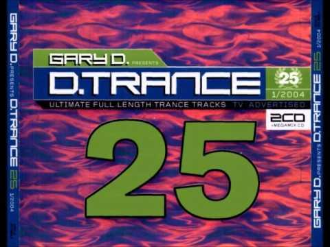 D. TRANCE 25 megamix Gary D