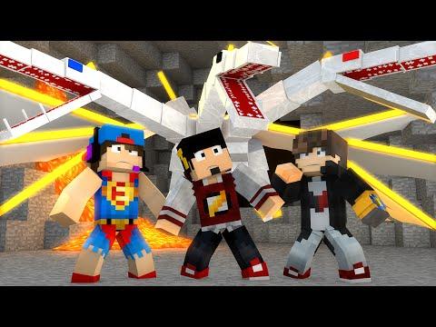 Minecraft: ORESPAWN #1 - THE KING ‹ AMENIC ›