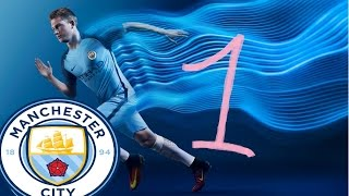 FIFA 17 | Carrière manager | Manchester City #1