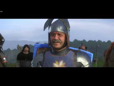 Lord Zoul taking a beating - Kingdom Come  Deliverance Band of Bastards |