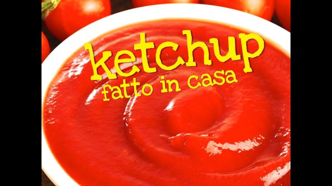 Ricetta Del Ketchup.Ketchup Fatto In Casa Da Benedetta Easy Homemade Ketchup Recipe Youtube