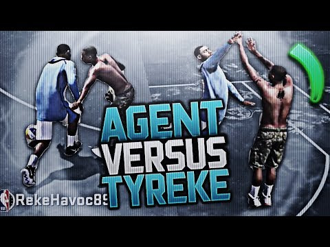 NBA PLAYER TYREKE EVANS EMBARRASSES ME ON THE PARK...