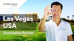 LAS VEGAS, USA | REVIEW of some of the BEST GOLF COURSES