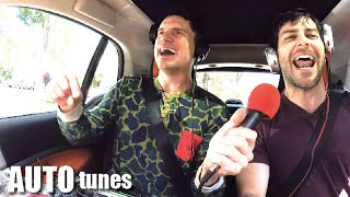 Repeat youtube video 500 MILES COVER f. David Giuntoli (Auto Tunes w/Flula)