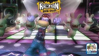 Rayman Raving Rabbids - DJ Rayman hits the Dance Floor (Xbox One/360 Gameplay)